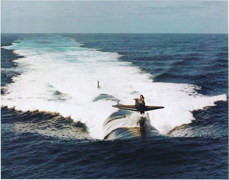 photo of SSN 595 Plunger