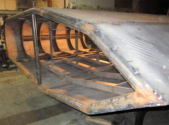 Submarine SeaHawk sail bar cap