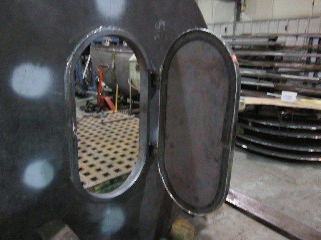 SeaHawk holding bulkhead passageway